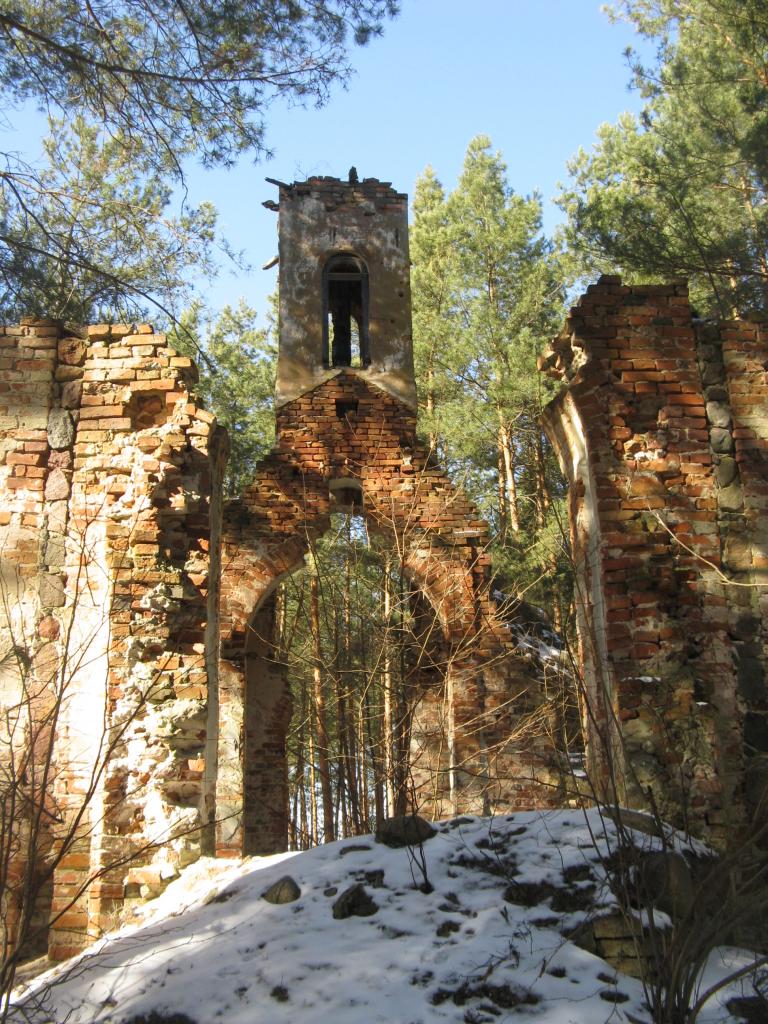 26 smardzew kaplica lesna 2