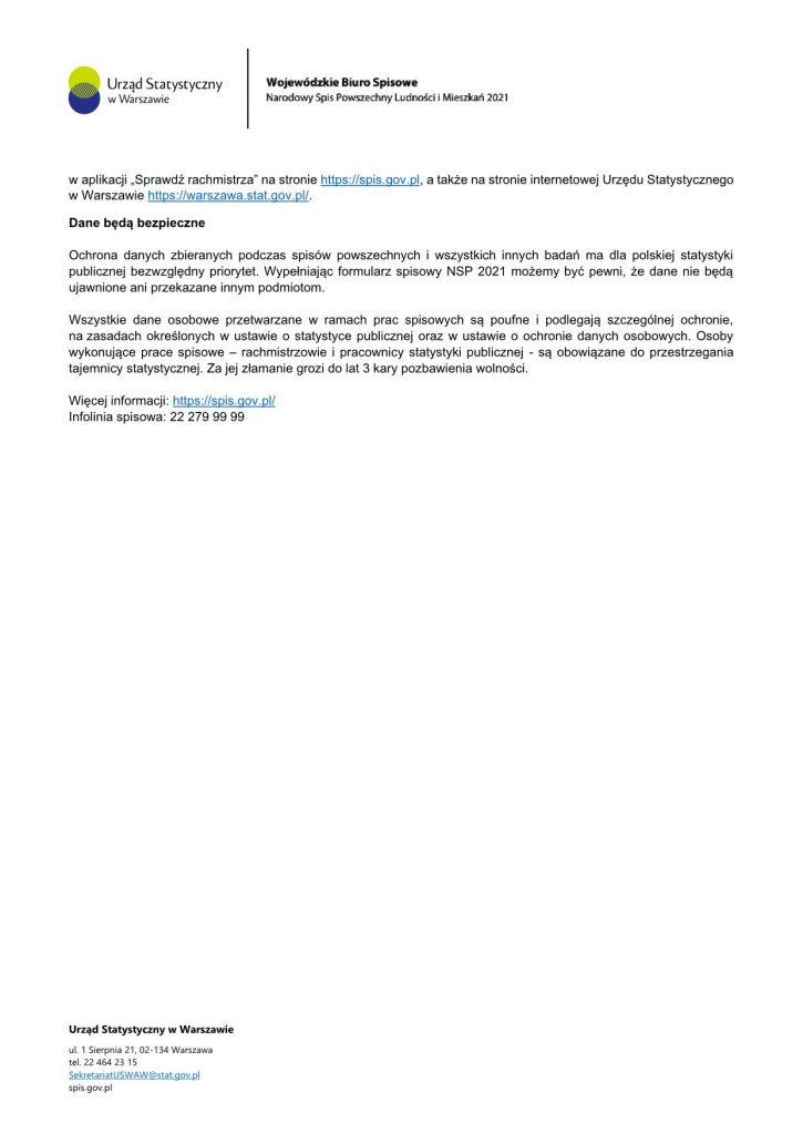 Pakiet 3 Informacja prasowa pocz─utek NSP 2